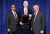 Chicago, IL - ASCO 2011 Annual Meeting: - Recipients from West Michigan Cancer Center  during the 2012 Conquer Cancer Foundation of ASCO Clinical Trials Participation Awards at the American Society for Clinical Oncology (ASCO) Annual Meeting here today, Sunday June 3, 2012.  Over 31,000 physicians, researchers and healthcare professionals from over 100 countries are attending the meeting which is being held at the McCormick Convention center and features the latest cancer research in the areas of basic and clinical science. Photo by © ASCO/Phil McCarten 2012 Technical Questions: todd@toddbuchanan.com; ASCO Contact: photos@asco.org