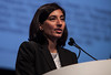 Chicago, IL - ASCO 2012 Annual Meeting: - Ranee Mehra presents First-in-human phase I study of the ALK inhibitor LDK378 in advanced solid tumors. during Developmental Therapeutics - Experimental Therapeutics at the American Society for Clinical Oncology (ASCO) Annual Meeting here today, Sunday June 3, 2012.  Over 31,000 physicians, researchers and healthcare professionals from over 100 countries are attending the meeting which is being held at the McCormick Convention center and features the latest cancer research in the areas of basic and clinical science. Photo by © ASCO/Silas Crews 2012 Technical Questions: todd@toddbuchanan.com; ASCO Contact: photos@asco.org