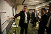 San Francisco, CA - 2011 Genitourinary Cancers Symposium - Poster Sessions at the 2011 Genitourinary Cancers Symposium (GU) meeting at the Marriott Marquis here today, Thursday February 2, 2012.  A record 2500 attendees from around the world were on hand to learn the latest treatment and research in Genitourinary cancers from fellow physicians, researchers, health care professionals, cancer survivors and patient advocates. Photo by © ASCO/Todd Buchanan 2012 Technical Questions: todd@toddbuchanan.com; Phone: 612-226-5154.