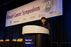 San Francisco, CA - Breast Cancer Symposium 2012: Lori J. Goldstein, MD, chairs the General Session I: Controversial Topics in Medical Oncology Management at the Breast Cancer Symposium 2012 here today, Thursday September 13, 2012.  The Symposium is supported by ASCO, the American Society of Clinical Oncology, ASTRO, The American Society of Radiation Oncology, SSO, Society of Surgical Oncology, ASBS American Society of Breast Surgeons and ASBC American Society of Breast Cancer. Over 1,000 physicians, researchers and allied healthcare professionals are attending the meeting which is being held at the San Francisco Marriott and features the latest Breast Cancer research in the areas of basic and clinical science. Photo by © ASCO/Todd Buchanan 2012 Technical Questions: todd@toddbuchanan.com;