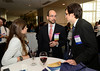 Chicago, IL - ASCO 2013 Annual Meeting: - Attendees during the IDEA Networking Event at the American Society for Clinical Oncology (ASCO) Annual Meeting here today, Friday May 31, 2013.  Over 30,000 physicians, researchers and healthcare professionals from over 100 countries are attending the meeting which is being held at the McCormick Convention center and features the latest cancer research in the areas of basic and clinical science. Photo by © ASCO/Phil McCarten 2013 Technical Questions: todd@toddbuchanan.com; ASCO Contact: photos@asco.org