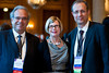 Chicago, IL - ASCO 2013 Annual Meeting: - Attendees during World Oncology Leaders Reunion at the American Society for Clinical Oncology (ASCO) Annual Meeting here today, Monday June 3, 2013.  Over 30,000 physicians, researchers and healthcare professionals from over 100 countries are attending the meeting which is being held at the McCormick Convention center and features the latest cancer research in the areas of basic and clinical science. Photo by © ASCO/Brian Powers 2013 Technical Questions: todd@toddbuchanan.com; ASCO Contact: photos@asco.org