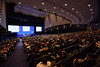 Chicago, IL - ASCO 2013 Annual Meeting: - General Views during the American Society for Clinical Oncology (ASCO) Annual Meeting here today, Friday May 31, 2013.  Over 30,000 physicians, researchers and healthcare professionals from over 100 countries are attending the meeting which is being held at the McCormick Convention center and features the latest cancer research in the areas of basic and clinical science. Photo by © ASCO/Scott Morgan 2013 Technical Questions: todd@toddbuchanan.com; ASCO Contact: photos@asco.org
