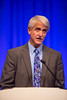 Chicago, IL - ASCO 2013 Annual Meeting: - G. Thomas Budd speaks during the Oral Abstract Session: Breast Cancer - Triple-Negative/Cytotoxics/Local Therapy at the American Society for Clinical Oncology (ASCO) Annual Meeting here today, Friday May 31, 2013.  Over 30,000 physicians, researchers and healthcare professionals from over 100 countries are attending the meeting which is being held at the McCormick Convention center and features the latest cancer research in the areas of basic and clinical science. Photo by © ASCO/Scott Morgan 2013 Technical Questions: todd@toddbuchanan.com; ASCO Contact: photos@asco.org