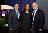 Chicago, IL - ASCO 2013 Annual Meeting: - Hyman Muss (left), Arti Hurria, MD (center), Patrick Loehrer (right) during B. J. Kennedy Award and Lecture for Scientific Excellence in Geriatric Oncology at the American Society of Clinical Oncology (ASCO) Annual Meeting here today, Monday June 3, 2013.  Over 30,000 physicians, researchers and healthcare professionals from over 100 countries are attending the meeting which is being held at the McCormick Convention center and features the latest cancer research in the areas of basic and clinical science. Photo by © ASCO/Rodney White 2013 Technical Questions: todd@toddbuchanan.com; ASCO Contact: photos@asco.org