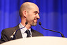 Chicago, IL - ASCO 2013 Annual Meeting: - Dr. David Planchard  during CSS--Targeted Therapies in Lung Cancer: What's New and What's Enough? at the American Society for Clinical Oncology (ASCO) Annual Meeting here today, Monday June 3, 2013.  Over 30,000 physicians, researchers and healthcare professionals from over 100 countries are attending the meeting which is being held at the McCormick Convention center and features the latest cancer research in the areas of basic and clinical science. Photo by © ASCO/Rodney White 2013 Technical Questions: todd@toddbuchanan.com; ASCO Contact: photos@asco.org