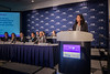 "Chicago, IL - ASCO 2013 Annual Meeting: - Dr. Jyoti Patel speaks  at the American Society for Clinical Oncology (ASCO) Annual Meeting here today, Sunday June 2, 2013.  Over 30,000 physicians, researchers and healthcare professionals from over 100 countries are attending the meeting which is being held at the McCormick Convention center and features the latest cancer research in the areas of basic and clinical science. Photo by © ASCO/Silas Crews 2013 Technical Questions: todd@toddbuchanan.com; ASCO Contact: photos@asco.orgChicago, IL - ASCO 2013 Annual Meeting: - Dr. Jyoti Patel speaks during ""PRESS CONFERENCE: Highlighted Research of the Day at the American Society for Clinical Oncology (ASCO) Annual Meeting here today, Sunday June 2, 2013.  Over 30,000 physicians, researchers and healthcare professionals from over 100 countries are attending the meeting which is being held at the McCormick Convention center and features the latest cancer research in the areas of basic and clinical science. Photo by © ASCO/Silas Crews 2013 Technical Questions: todd@toddbuchanan.com; ASCO Contact: photos@asco.orgChicago, IL - ASCO 2013 Annual Meeting: - Dr. Jyoti Patel speaks during ""PRESS CONFERENCE: Highlighted Research of the Day at the American Society for Clinical Oncology (ASCO) Annual Meeting here today, Sunday June 2, 2013.  Over 30,000 physicians, researchers and healthcare professionals from over 100 countries are attending the meeting which is being held at the McCormick Convention center and features the latest cancer research in the areas of basic and clinical science. Photo by © ASCO/Silas Crews 2013 Technical Questions: todd@toddbuchanan.com; ASCO Contact: photos@asco.org"