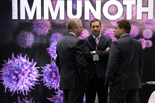 Chicago, IL - ASCO 2013 Annual Meeting: - General Views during the American Society for Clinical Oncology (ASCO) Annual Meeting here today, Sunday June 2, 2013.  Over 30,000 physicians, researchers and healthcare professionals from over 100 countries are attending the meeting which is being held at the McCormick Convention center and features the latest cancer research in the areas of basic and clinical science. Photo by © ASCO/Phil McCarten 2013 Technical Questions: todd@toddbuchanan.com; ASCO Contact: photos@asco.org