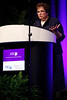Chicago, IL - ASCO 2013 Annual Meeting: - Electra D. Paskett, PhD during PLENARY at the American Society for Clinical Oncology (ASCO) Annual Meeting here today, Sunday June 2, 2013.  Over 30,000 physicians, researchers and healthcare professionals from over 100 countries are attending the meeting which is being held at the McCormick Convention center and features the latest cancer research in the areas of basic and clinical science. Photo by © ASCO/Rodney White 2013 Technical Questions: todd@toddbuchanan.com; ASCO Contact: photos@asco.org