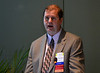 Chicago, IL - ASCO 2013 Annual Meeting: - Ray Page, D.O., M.D., speaks during the State Affiliate Council Meeting at the American Society for Clinical Oncology (ASCO) Annual Meeting here today, Friday May 31, 2013.  Over 30,000 physicians, researchers and healthcare professionals from over 100 countries are attending the meeting which is being held at the McCormick Convention center and features the latest cancer research in the areas of basic and clinical science. Photo by © ASCO/Phil McCarten 2013 Technical Questions: todd@toddbuchanan.com; ASCO Contact: photos@asco.org