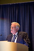 Chicago, IL - ASCO 2013 Annual Meeting: - David Ettinger during Ex Ed: On the Shoulders of Giants: Historical Perspective on Lung Cancer Molecular Profiling and Genomics ?Where We've Been and Where We're Going at the American Society for Clinical Oncology (ASCO) Annual Meeting here today, Friday May 31, 2013.  Over 30,000 physicians, researchers and healthcare professionals from over 100 countries are attending the meeting which is being held at the McCormick Convention center and features the latest cancer research in the areas of basic and clinical science. Photo by © ASCO/Todd Buchanan 2013 Technical Questions: todd@toddbuchanan.com; ASCO Contact: photos@asco.org