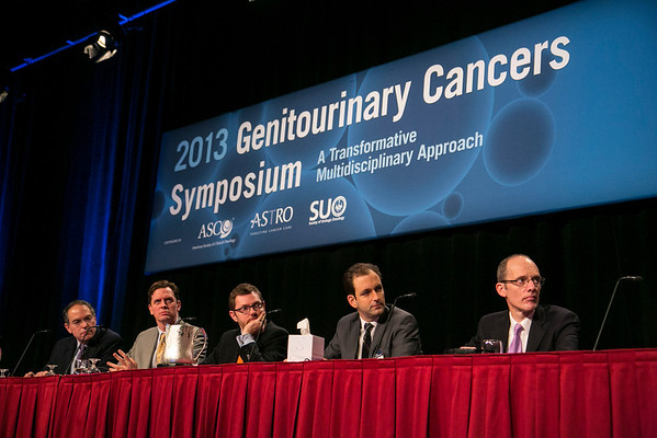 Orlando, FL - 2013 Genitourinary Cancers Symposium - Orlando, FL: General views at the Genitourinary Cancers Symposium 2013 here today, Thursday February 14, 2013. The Symposium is supported by ASCO, the American Society of Clinical Oncology, ASTRO, the American Society of Radiation Oncology and SUO, the Society of Urologic Oncology. Over 3,000 physicians, researchers and allied healthcare professionals are attending the meeting which is being held at the Rosen Shingle Creek in Orlando and features the latest Genitourinary Cancers research in the areas of basic and clinical science.  Date: Thursday February 14, 2013.  Photo by © ASCO/Todd Buchanan 2013 Technical Questions: todd@medmeetingimages.com; Phone: 612-226-5154.
