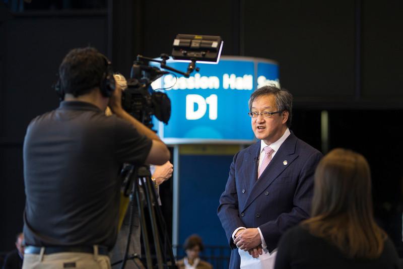 ASCO President Elect Peter Yu