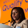 "Alana Biggers, MD, MPH,  presenting Abstract 2: ""Medicare Part D low-income subsidy and disparities in breast cancer treatment."""
