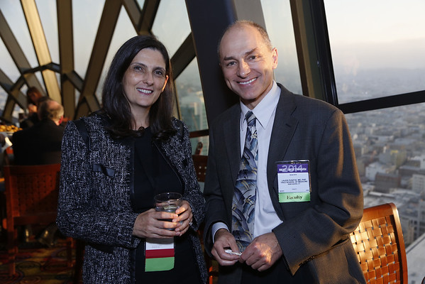 Faculty Reception at the 2014 Breast Cancer Symposium