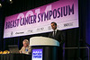 Sunil Verma, MD, MSEd, FRCP(C) speaks during General Session 8: Evolving Standards in the Treatment of Breast Cancer