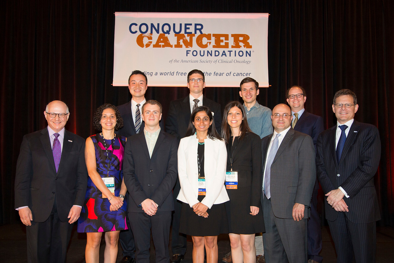 Conquer Cancer Foundation 2015 Grants & Awards Ceremony