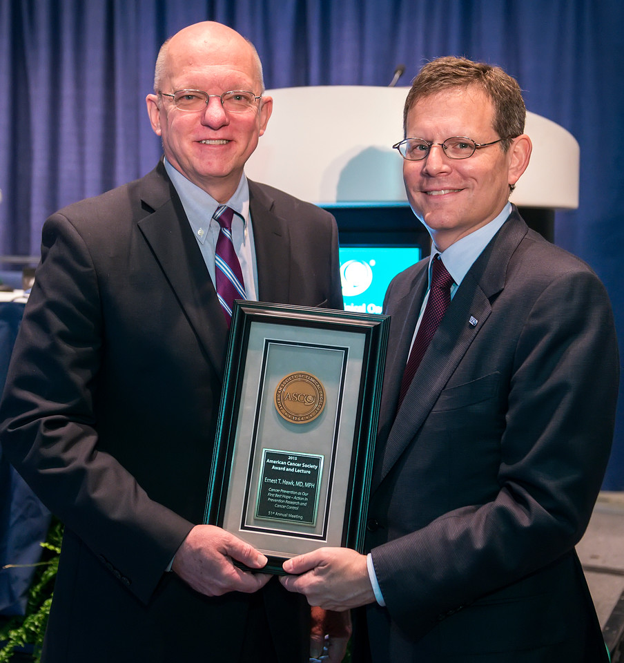 ASCO-American Cancer Society Award and Lecture