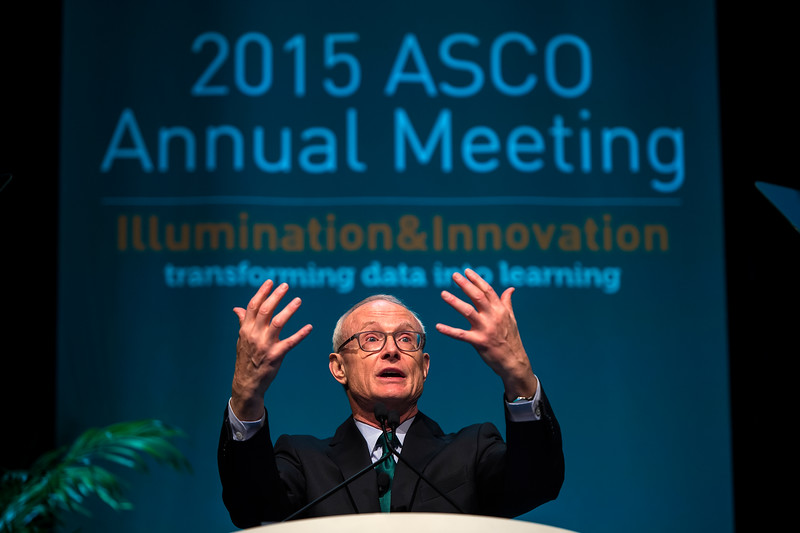 2015 ASCO Annual Meeting Opening Session
