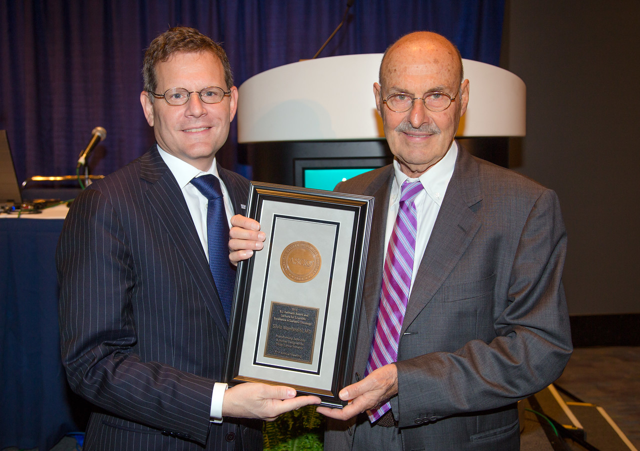 B. J. Kennedy Award and Lecture for Scientific Excellence in Geriatric Oncology