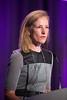 Kelly Hunt, MD, speaking