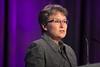 Kimberly Van Zee, MD, MS, speaking
