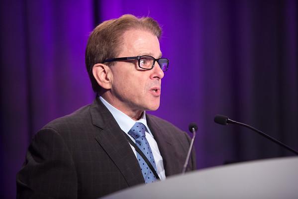 Frank Vicini, MD, speaking