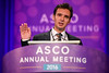 Gerhardt Attard, MD, PhD, speaks  during Precision Medicine in Advanced Prostate Cancer: Understanding Genomics, Androgen Receptor Splice Variants, and Imaging Biomarkers