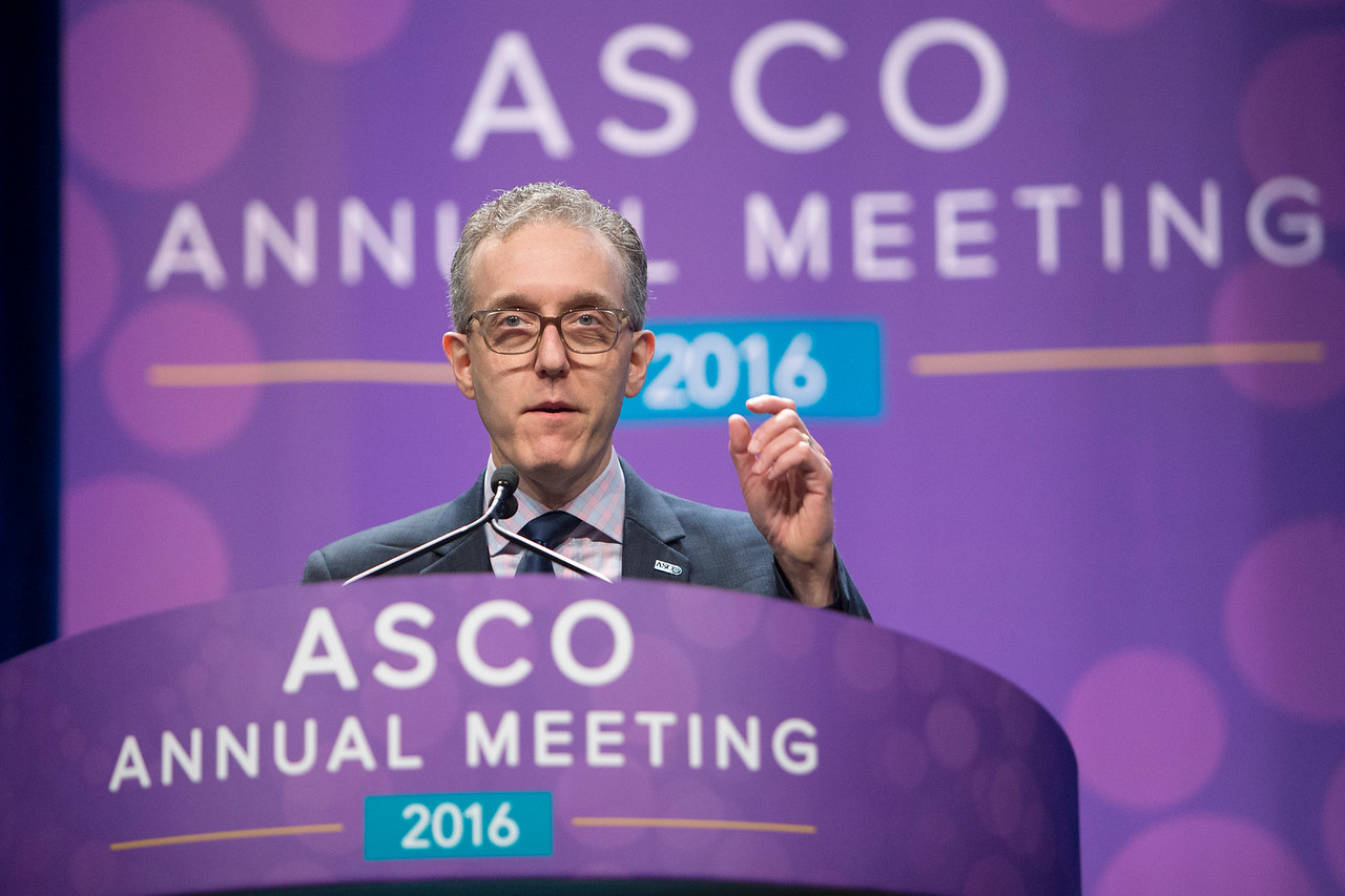 Jedd D. Wolchok, MD, PhD, discusses the perils and promise of combination therapy during The View Beyond Single-Agent Checkpoint Blockade