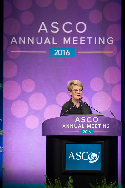 Denise R. Aberle, MD, discusses the latest advances in lung cancer screening during Lung Cancer Screening and Prevention Session