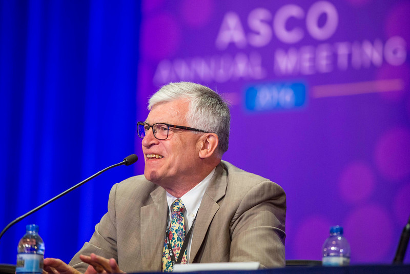 Richard A. Larson, MD, dicusses the Evolving Standards in Myeloid Malignancies during Hematologic Malignancies? Leukemia, Myelodysplastic Syndromes, and Allotransplant Oral Abstract Session