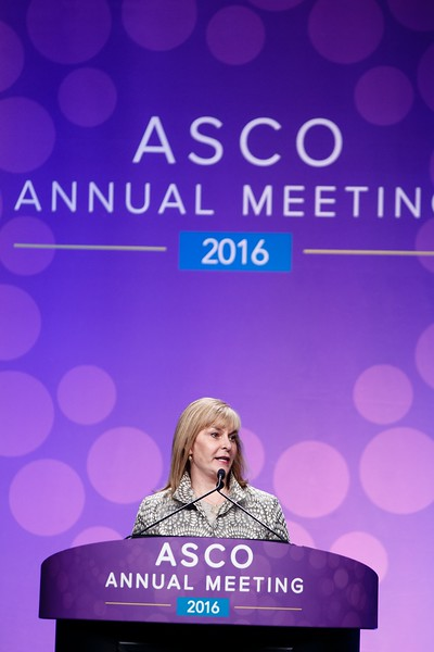 Introductory Remarks by ASCO President Julie Vose, MD, during Plenary Session including Science of Oncology Award and Lecture