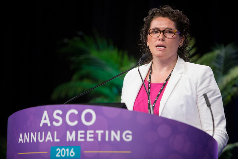 Abbie Begnaud, MD, reviews the Practical Implementation of a Lung Cancer Screening Program in a Healthcare System during Lung Cancer Screening and Prevention Session