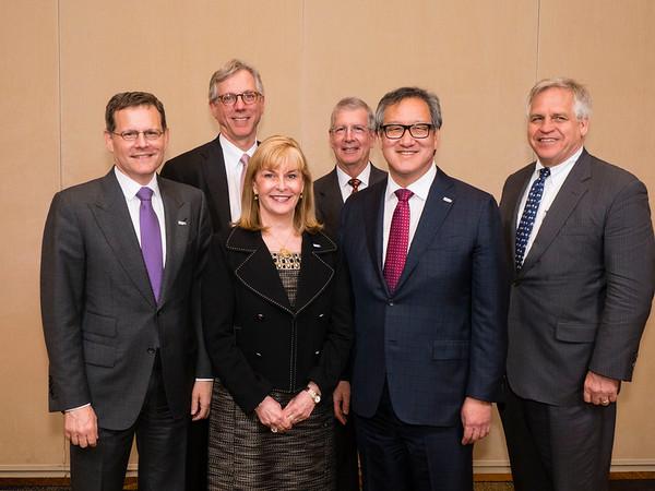 2015-2016 Board of Directors during Board of Directors Meeting
