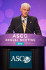 Paul A. Bunn, Jr., MD, FASCO, delivers the 2016 David A. Karnofsky Memorial Award Lecture during Opening Session