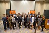 Attendees during Diversity in Oncology Meet & Greet Event