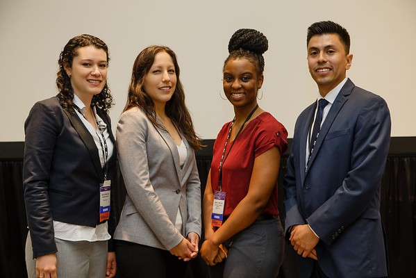 Recipients of the 2015 Conquer Cancer Foundation of ASCO Medical Student Rotation for Underrepresented Populations during Diversity in Oncology Meet & Greet Event