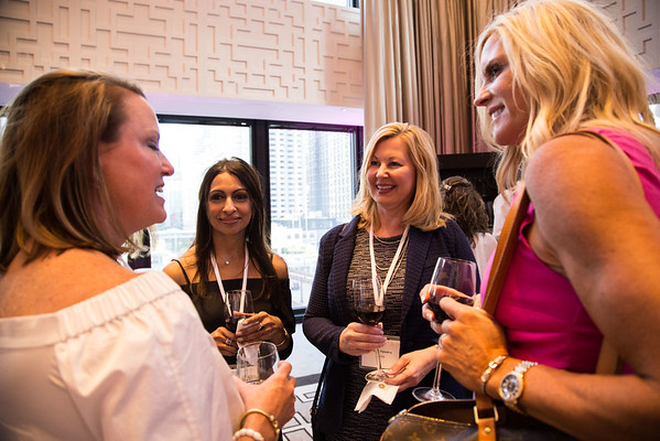 Guests during the Women Leaders in Oncology Event