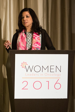 Deanna van Gestel, The Vaniam Group, during Women Leaders in Oncology Even