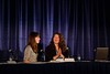 Lucy Kalanithi, MD, during ASCO Book Club Session