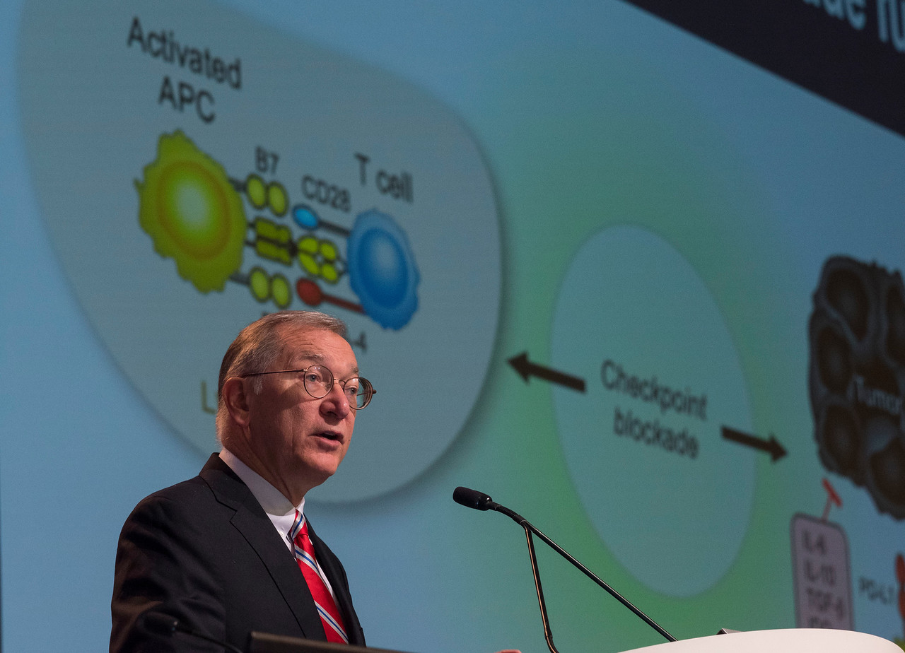 Gordon J. Freeman, PhD gives keynote talk - Renal Cancer Keynote Lectures: Immune Checkpoint Blockers - Science and Clinic