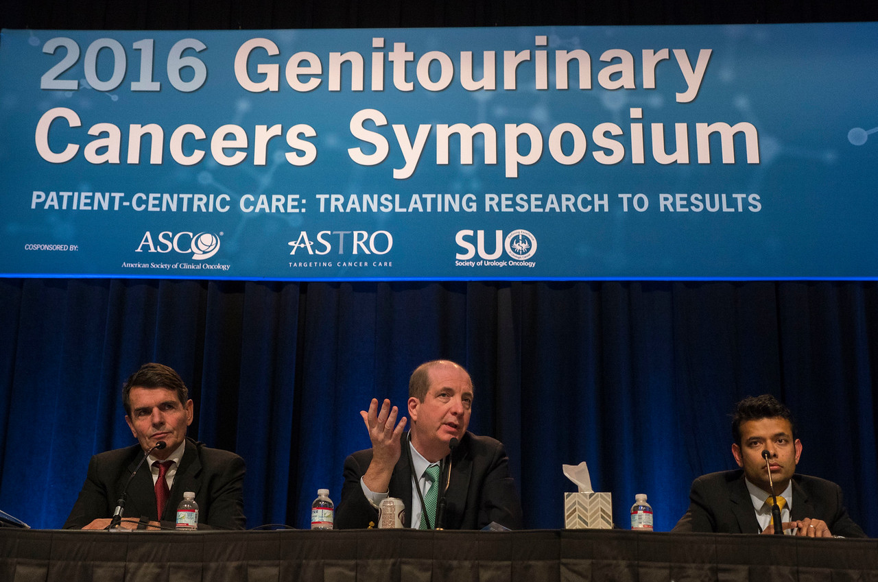 Robert J. Motzer, MD, presents Abstract 498 - Oral Abstract Session C: Renal Cell Cancer