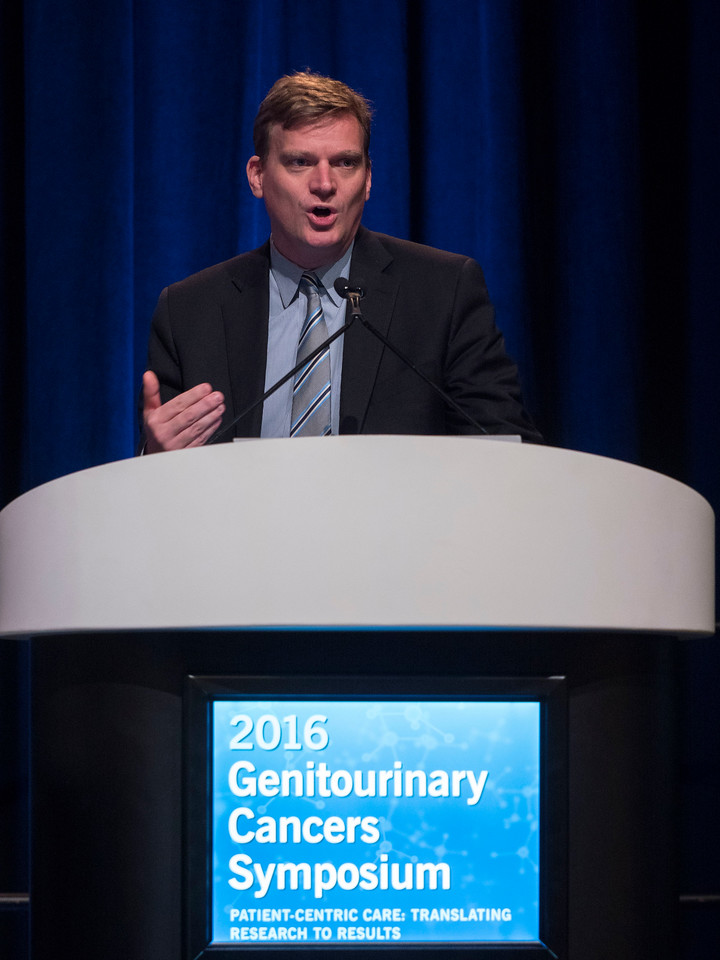 Hans J. Hammers, MD, PhD gives keynote talk​ - Renal Cancer Keynote Lectures: Immune Checkpoint Blockers - Science and Clinic​