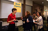 Margaret Edson after Keynote Lecture: Wit, Hex, Vin, Life, Death: Using Wit as a Teaching Tool