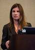 Candice A. Johnstone, MD, MPH, speaks during Breakout Session: New Aspects of Radiotherapy in Palliative Care