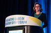 Christina Ullrich, MD, MPH, speaking during General Session 4