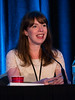 "Lucy Kalanithi, MD, speaking during Breakout Session: Book Discussion of ""When Breath Becomes Air"""