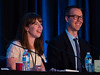 """Lucy Kalanithi, MD, speaking during Breakout Session: Book Discussion of """"When Breath Becomes Air"""""""