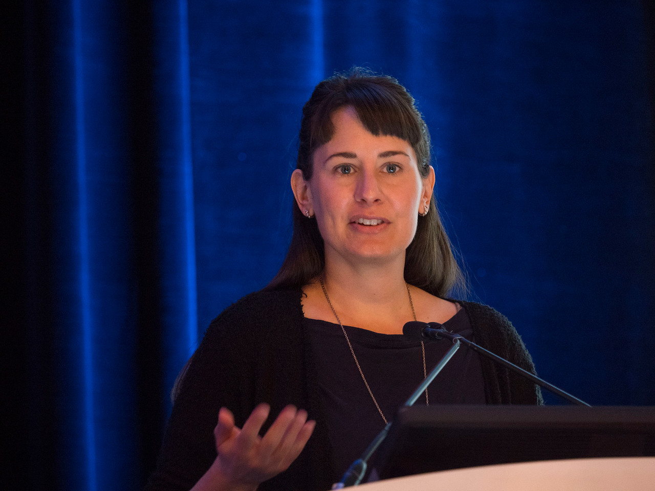 Erin Elizabeth Hahn, PhD, MPH, presents - General Session 3: Surveillance for Recurrence and Second Cancers