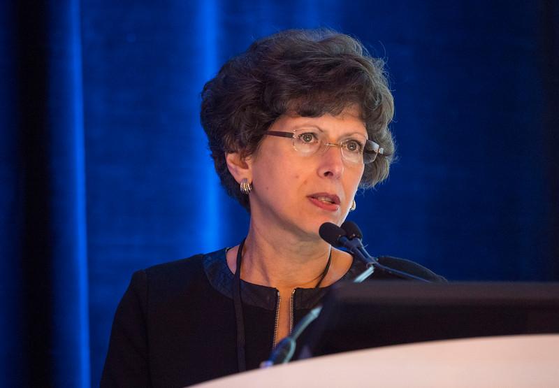 Melissa M. Hudson, MD speaks - General Session 1: Risk-Based Health Care of Cancer Survivors in the 21st Century